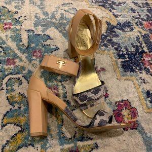 Ted baker heels size 38.5